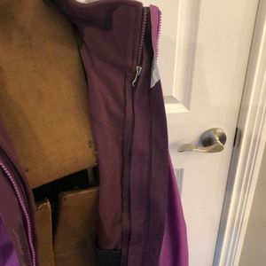 The North Face Jackets & Coats - The North Face purple jacket size Small